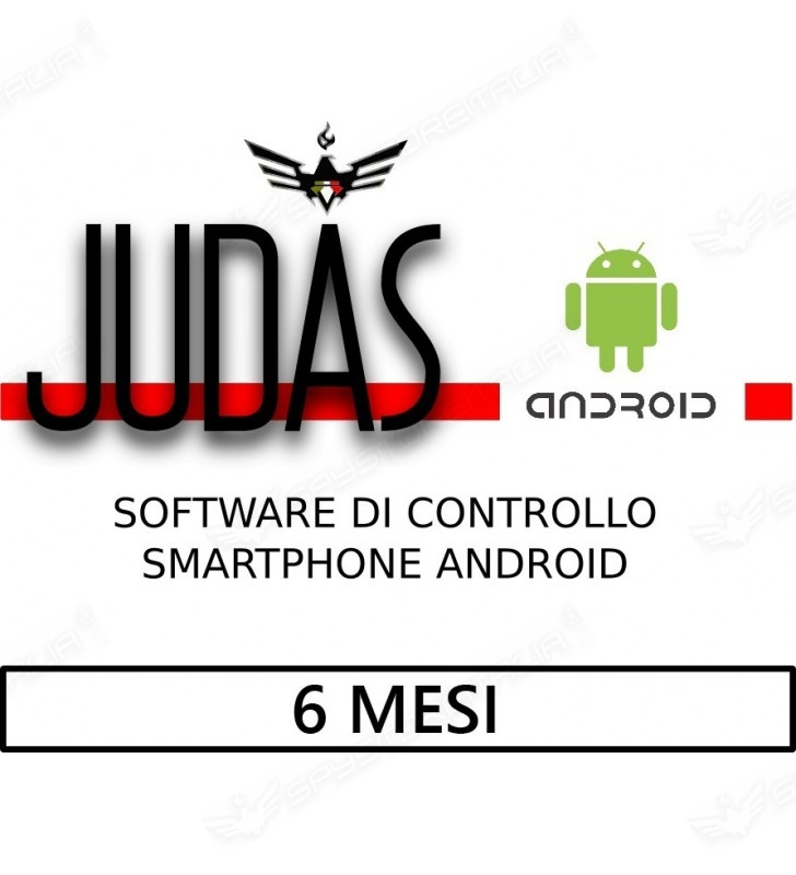 Software completo Judas (3 Mesi)