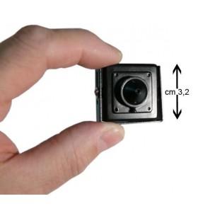 Rilevatore microcamere occultate SSI