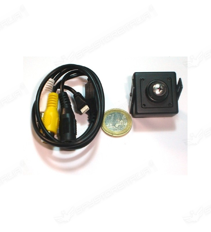 Microcamera Sharp pinhole (vite) a colori