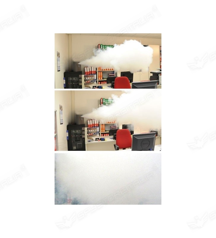 Antifurto / nebbiogeno / fumogeno SSI Kid