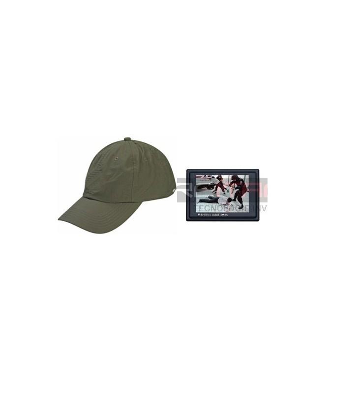 Kit camera cappello