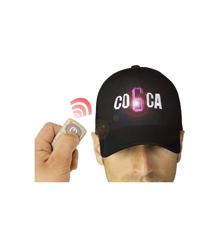 Cappello audio/video/foto