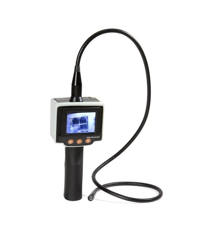 Microcamera endoscopica + monitor