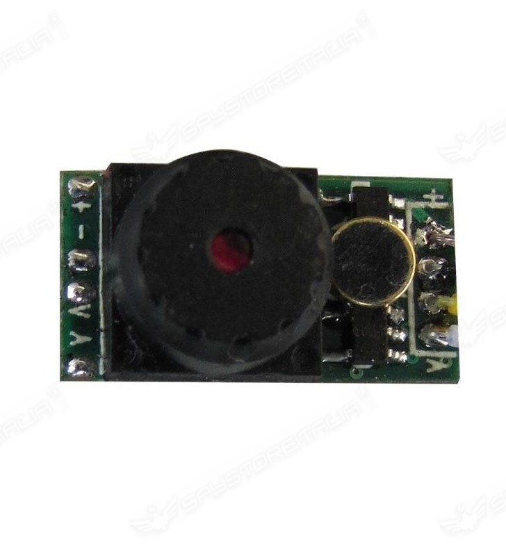 Microcamera tvcc 520 linee mod. 2