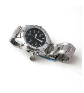 Orologio con microcamera e funzione audio