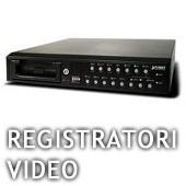Videoregistratori (DVR)