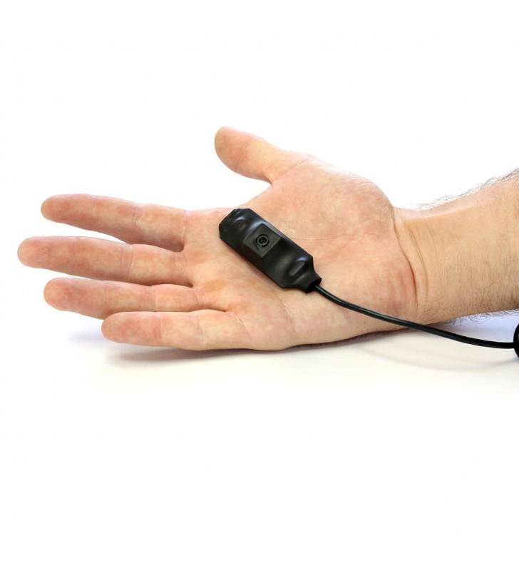Microcamera occultata da indossare Full HD