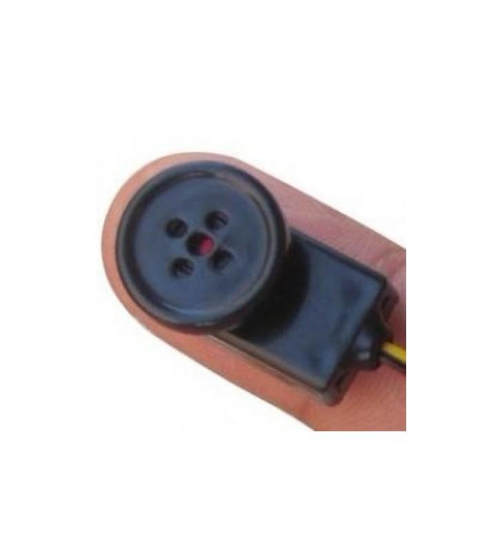 Micro camera bottone