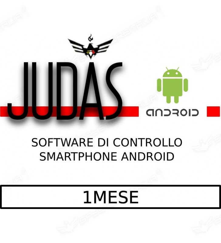 Software completo Judas (1 Mese)