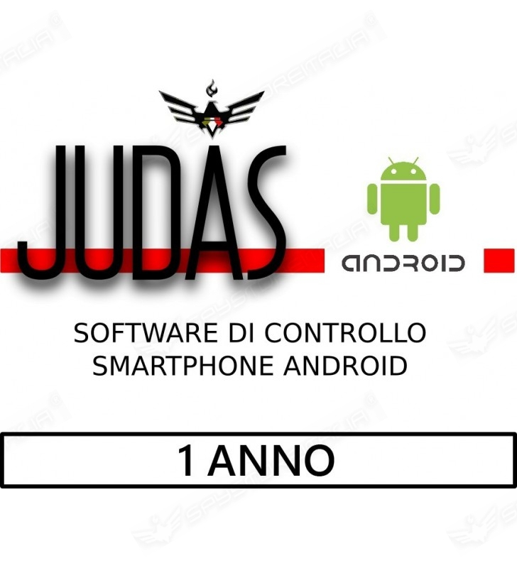 Software completo Judas (1 anno)