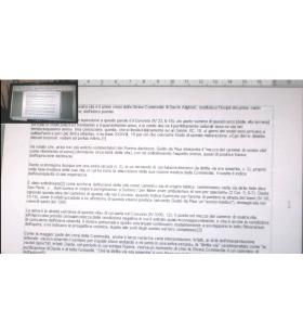 Telecamera Monitor nascosta 4K per lettura testo trasmissione senza fili