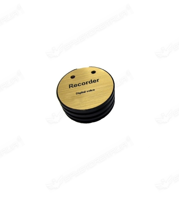 Microregistratore audio professionale lunga durata