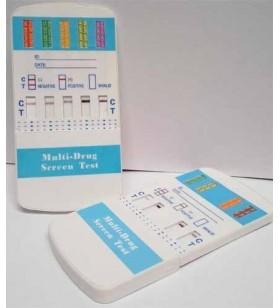 Droga test / Narco test (7 tipi di droga)