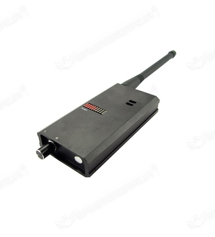 Rilevatore microcamere e microspie