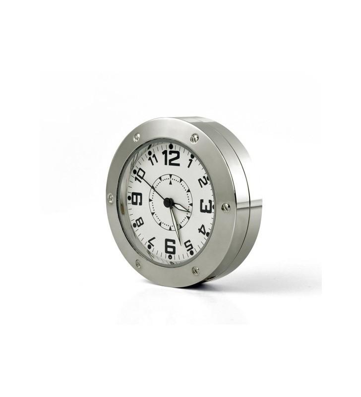 Microcamera occultata in orologio da tavolo