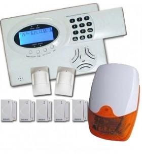 Kit allarme antifurto dual SSI2300 b
